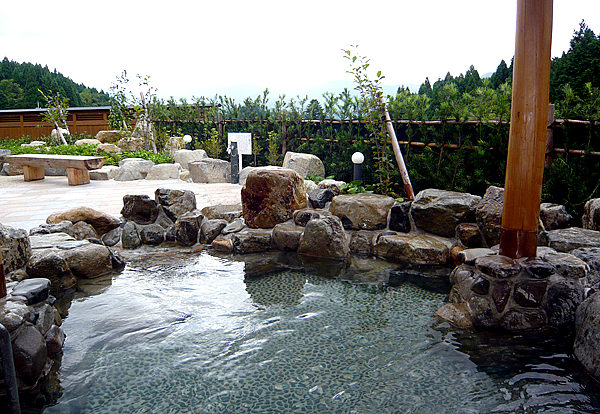 たんたん温泉 福寿の湯